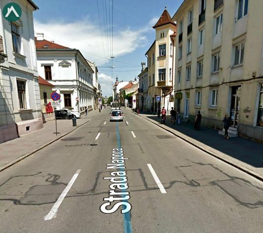 Spatiu comercial strada Napoca - imagine 1