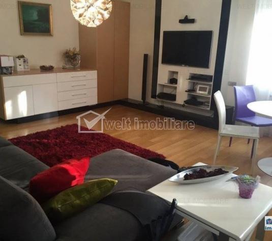 Inchiriere apartament de lux 2 camere, cartier Andrei Muresanu,zona semicentrala