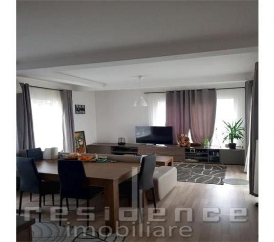 Parcare! Apartament modern 2 camere, Grigorescu-Floresti, Donath Park - imagine 1