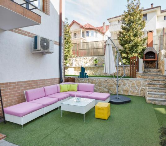Apartament 3 camere, 116 mp +15 balcon, Lux, Europa de vanzare - imagine 1