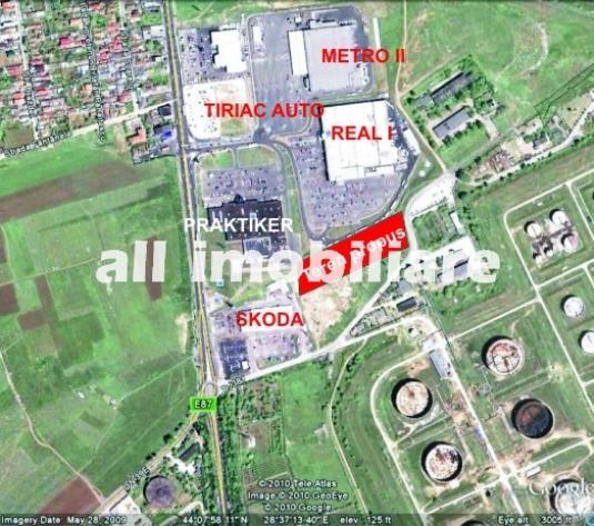 Teren de vanzare in zona Km 5 din Constanta - imagine 1