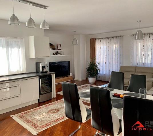 Apartament 2 camere intrare Borhanci, 69 mp utili, ultrafinisat, mobilat - imagine 1