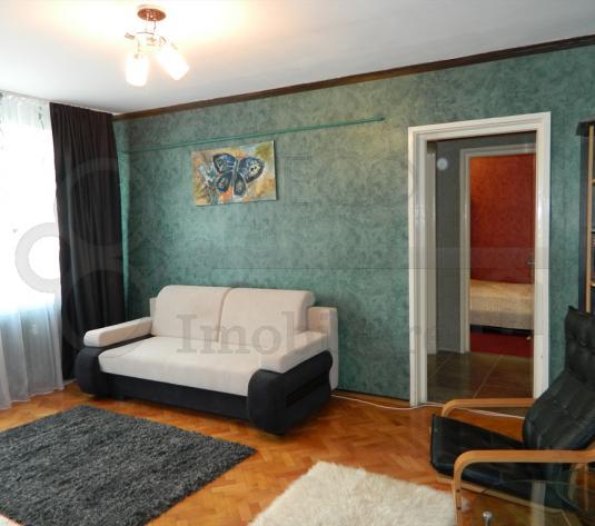 De inchiriat apartament 2 camere semidecomandat langa Iulius Mall - imagine 1