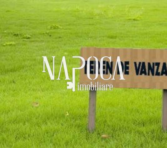 Teren intravilan pentru constructii de vanzare in Buna Ziua, Cluj Napoca - imagine 1