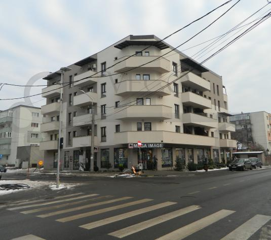 Apartament cu 3 camere semidecomandat, garaj subteran, bloc nou, Marasti - imagine 1