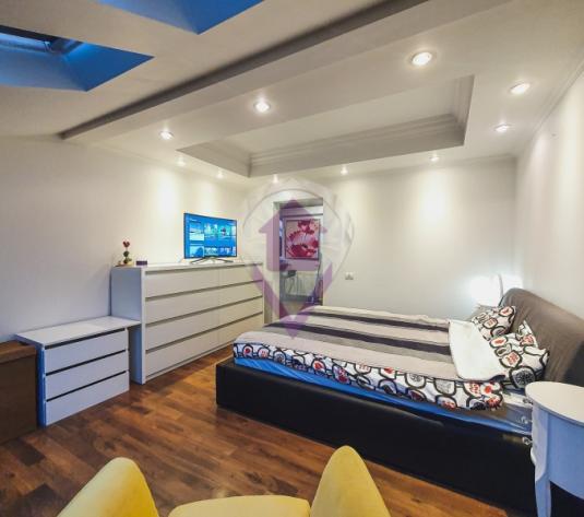 Dormitor + living   56 m2   LUX   bloc nou   AC, parcare   Buna Ziua - imagine 1