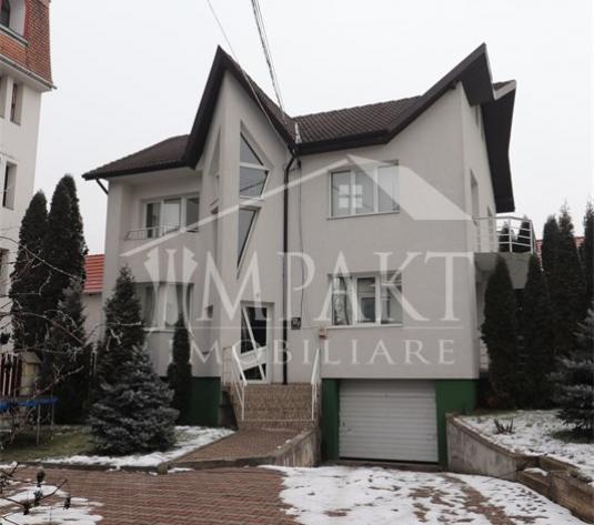 Casa de inchiriat 4 camere  in Cluj Napoca -  Andrei Muresanu - imagine 1