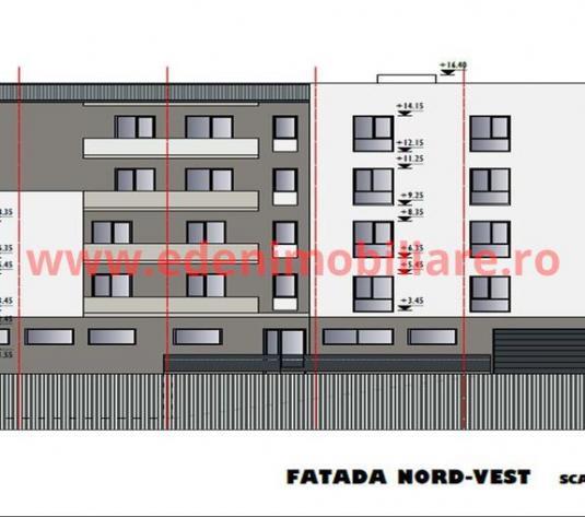 Apartament 3 camere de vanzare in Cluj, zona Marasti, 90000 eur