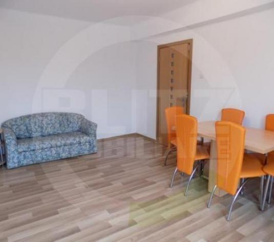 Apartament 3 camere, 55 mp, mobilat modern, zona Piata Mihai Viteazu - imagine 1