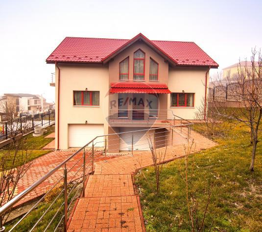 EXCLUSIVITATE Casa / Vila 5 CAMERE de Vanzare in EUROPA 340 mpu 833mpt - imagine 1