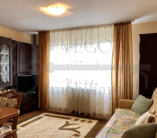 De vanzare apartament cu 3 camere, etaj intermediar, zona Big Manastur - imagine 1