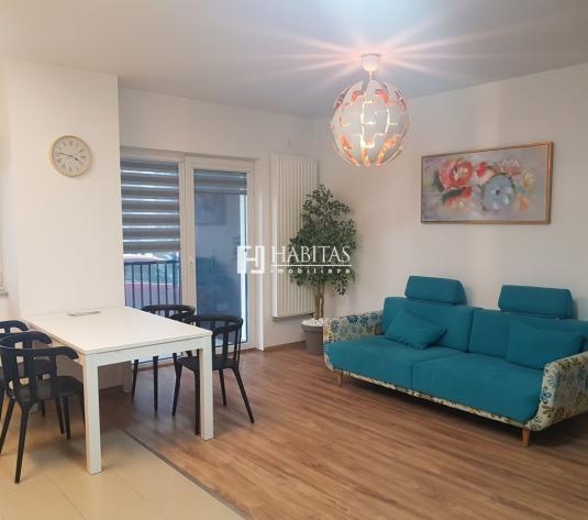 2 camere, mobilat-utilat, parcare, balcon 12mp, Sophia Residence - imagine 1