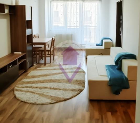 Living + nisa de dormit | 39 m2 | modern, bloc nou | Studium Green - imagine 1