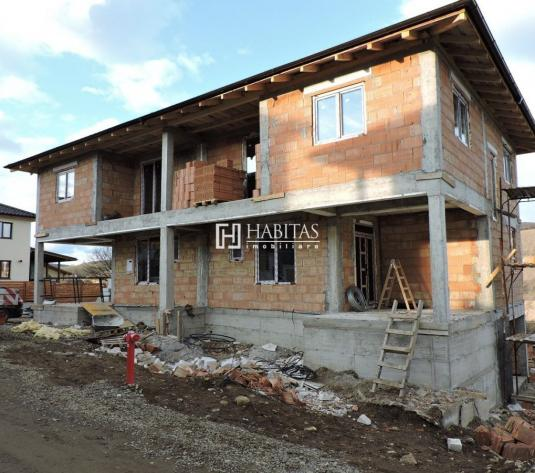 Casa noua cu 400 mp teren la intrare  in Baciu - imagine 1
