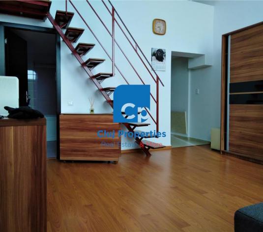 Apartament la cheie, 37 mp,  bloc nou, Gheorgheni - imagine 1