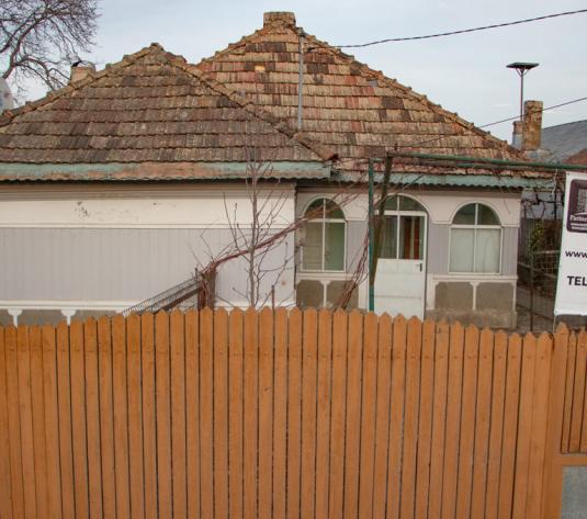 Serbanesti, str. Teecuciului, stradal, casa+teren - imagine 1