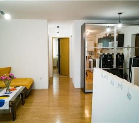Apartament 3 camere cu 2 balcoane si parcare proprie in Manastur, Terenuri de vanzare - imagine 1