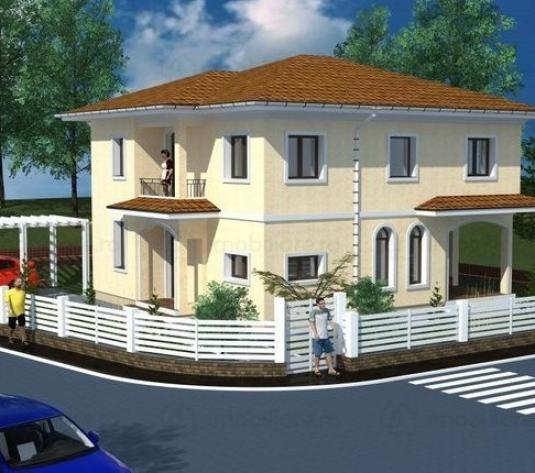 Casa de vanzare, cu 4 camere, in zona Borhanci, Cluj-Napoca S00752 - imagine 1