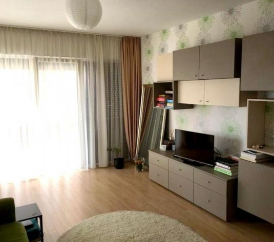 Apartament 1 camera, lux, parcare, gradina, terasa, Complex Bonjour Residence - imagine 1
