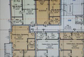 Apartamente de 2 si 3 camere, imobil nou, zona Calea Baciului