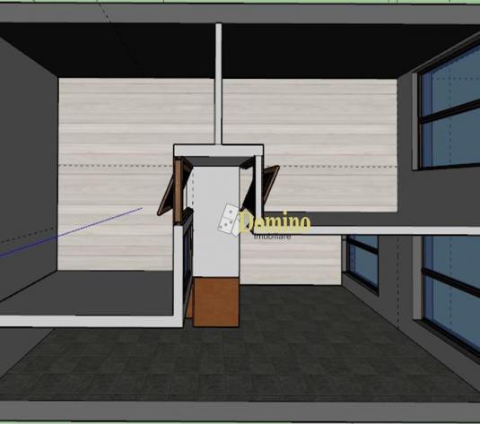 Spatiu Birouri,3 Cam/Open Space, Bloc Nou, Semicentral, Pta Abator - imagine 1
