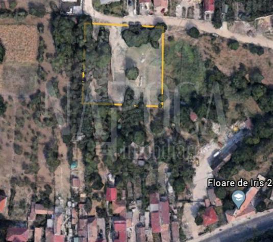 Teren intravilan pentru constructii de vanzare in Iris, Cluj Napoca - imagine 1