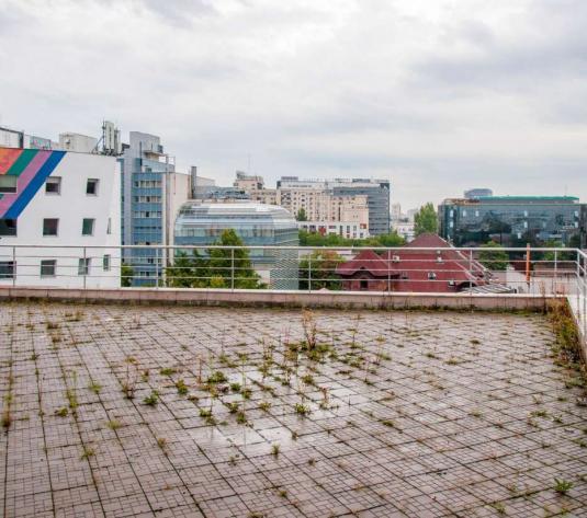 Spatiu de birouri clasa A cu terasa Buzesti Victoriei | 310 mp terasa 120mp - imagine 1