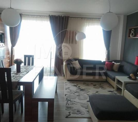 Vanzare apartament 3 camere, Manastur, 120 mp utili, mobilat si utilat