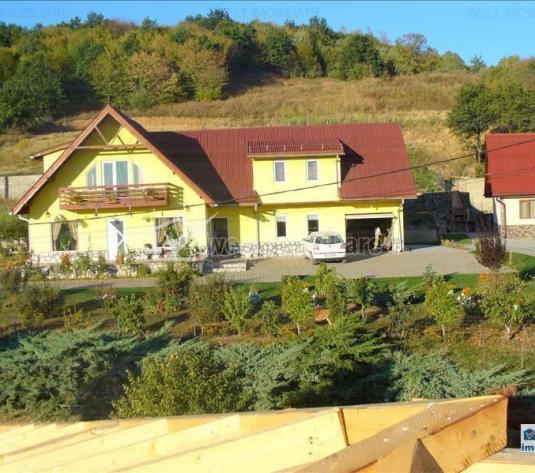 Vand casa individuala 1071 mp teren, zona buna