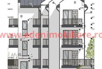 Apartament 3 camere de vanzare in Cluj, zona Zorilor, 96975 eur