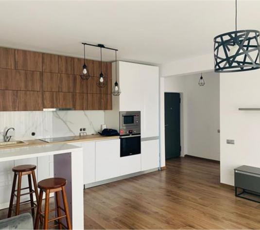 2 camere, Borhanci,totul nou,superfinisat/mobilat - imagine 1