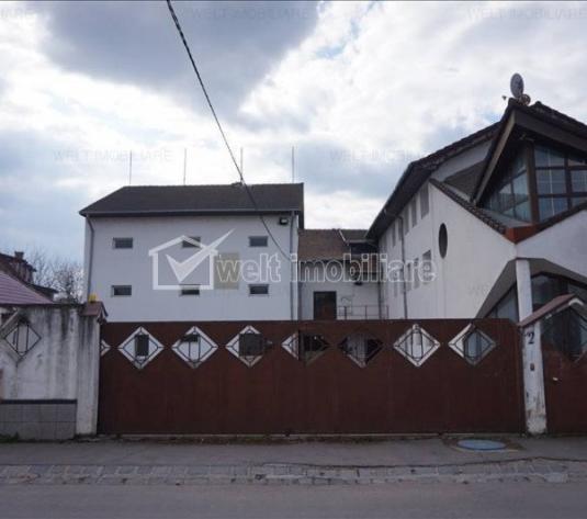 Vanzare cladire mixta 1500 mp si curte in Marasti Bulgaria