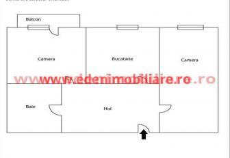 Apartament 2 camere de vanzare in Cluj, zona Zorilor, 68000 eur