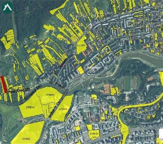 Teren duplex cu autorizatie Grigorescu, Cluj-Napoca - imagine 1