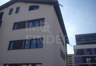 Vanzare apartament 3 camere  imobil nou, Buna Ziua, 82 mp + 16 mp terasa