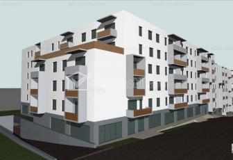 Vanzare apartamente cu doua camere in cartierul Dambul Rotund, proiect nou