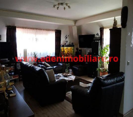 Apartament 4 camere de vanzare in Cluj, zona Buna-Ziua, 134500 eur