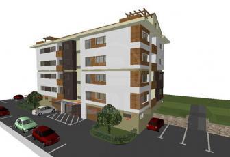 Apartament 3 camere, Borhanci