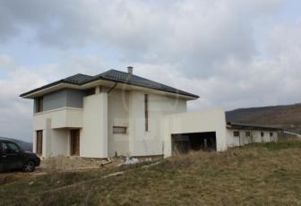 De Vanzare casa 5 camere  in constructie noua, garaj, 172 mp in Baciu, Baciu