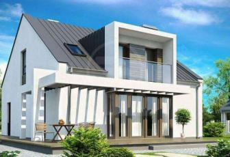Casa 5 camere  de vanzare in constructie noua, garaj, 236 mp in Faget, Faget