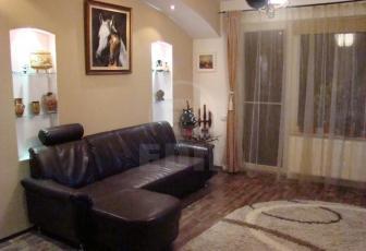 De Vanzare 3 camere  in constructie noua, parcare, 100 mp, semidecomandat, etaj 1/3 in Floresti, Floresti