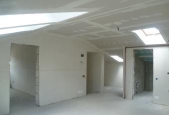 De Vanzare apartament 2 camere  in constructie noua, parcare, 52 mp, semidecomandat, etaj mansarda/4 in Floresti, Floresti