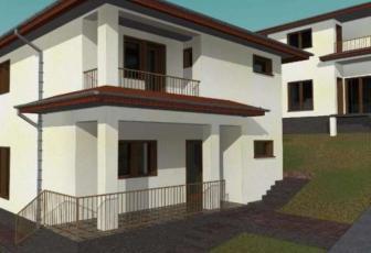 De Vanzare casa 4 camere  in constructie noua, parcare, 120 mp in Floresti, Floresti