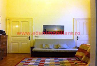 Apartament 3 camere de inchiriat in Cluj, zona Centru, 600 eur
