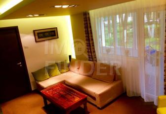 Vanzare apartament de lux, 3 camere, Gheorgheni, mobilat si utilat