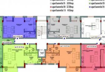 Apartamente 1 si 2 camere Marasti - Cluj-Napoca