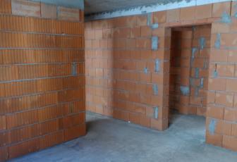 Apartament de vanzare 1 camera, 38 mp, semifinisat, Borhanci