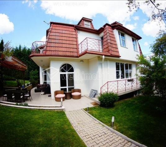 Vanzare casa individuala superba, teren 810 mp, Andrei Muresanu, Cluj-Napoca