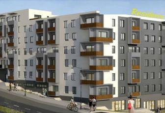 Apartament 3 camere de vanzare in Cluj, zona Dambu Rotund, 69970 eur