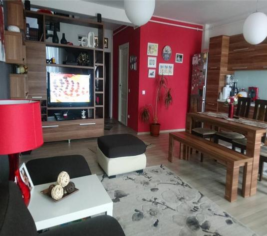 Vanzare Apartament Mobilat si Utilat Bloc Nou  Zona Campului - imagine 1